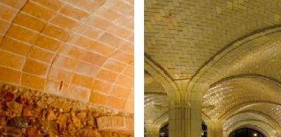 La bóveda catalana: de la casa tradicional catalana a los palacios americanos