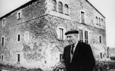 Albert Tané y Josep Pla
